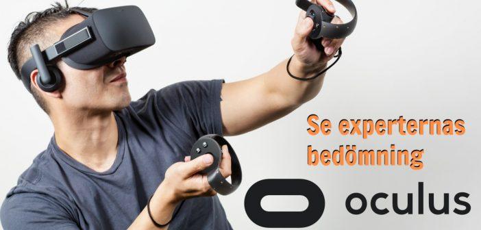 Oculus Rift - Prueba y comparación de precios