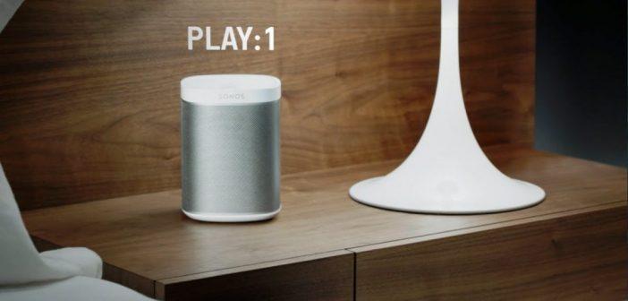 Sonos Play 1 - Prueba y comparación de precios: aquí está la evaluación de los expertos