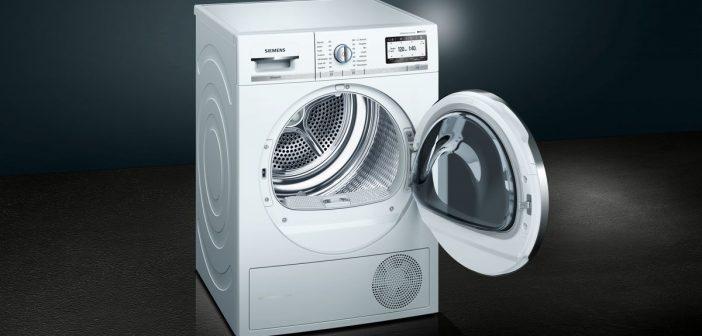 Prueba de secadoras Siemens - Estos son los modelos favoritos de los expertos - Best in Test 2021