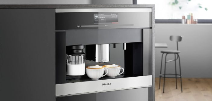 Prueba de máquina de café incorporada - Aquí están los favoritos de los consumidores - Mejor en la prueba 2021